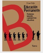 Libro de Educación permanente. Problemas laborales y perspectivas educativas