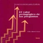 Libro de El valor pedagógico de las preguntas