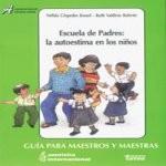 Libro de Escuela de padres: la autoestima en los niños