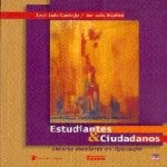 Libro de Estudiantes y ciudadanos. Líderes escolares en Ayacucho