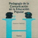 Libro de Pedagogía de la comunicación en la educación popular