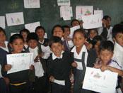 Curso de padres en Lima – Año 2010