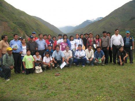 Actividades de TAREA en territorios – Año 2011