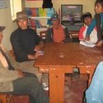 I Encuentro Pedagógico en la Comunidad de Yaruka. 24 junio