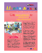 Libro de Mundo AARLE. Boletín informativo N° 3
