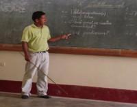 Imagen de Defensoría del Pueblo solicita restablecimiento de programa de alfabetización