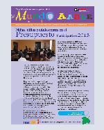 Libro de Mundo AARLE. Boletín informativo N° 2