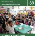 Imagen de Ya salió la revista TAREA N° 89. Alcances y limitaciones de las evaluaciones de logros de aprendizaje