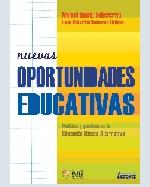 Libro de Nuevas oportunidades de aprendizaje. Política y gestión en la Educación Básica Alternativa