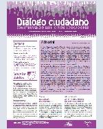 Libro de Diálogo ciudadano Nº 4