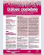 Libro de Diálogo ciudadano Nº 8