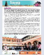 Libro de Saywa. Boletín informativo N° 7