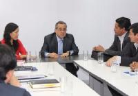Imagen de Dirigentes presentan pliego de reclamos. Ministerio de Educación instala mesa de diálogo con el Sutep