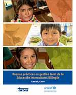 Libro de Buenas prácticas en gestión local de la Educación Intercultural Bilingüe