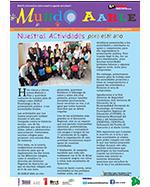 Libro de Mundo AARLE. Boletín informativo N° 8