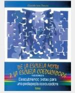 Libro de Descubriendo pistas para una pedagogía coeducadora. Fascículo 3