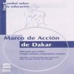 Libro de Marco de accion de Dakar