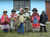 Imagen de Ayacucho: ¿Por qué trabajar educación intercultural bilingüe en el nivel Inicial en contextos urbanos?