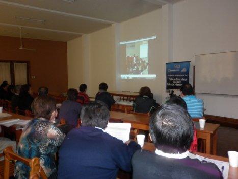 V Encuentro Metropolitano. Avances de la sociedad civil en la gestión de los Proyectos Educativos Locales – Año 3/06/2012