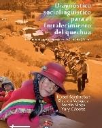 Libro de Diagnóstico sociolingüístico para el fortalecimiento del quechua en comunidades campesinas de Canchis (Cusco)