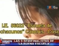 Imagen de Entre finalistas, escuelita cusqueña  de Ccochacunca (IE 56022)