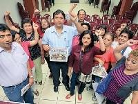 Imagen de Sutep anuncia paro para el 14 de mayo. Maestros contratados cubrirán plazas de los 4800 interinos cesados