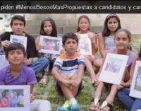 Imagen de En campaña Defensoría del Pueblo, SNRTV y UNICEF. Piden a candidatos que asuman 5 compromisos con la niñez peruana