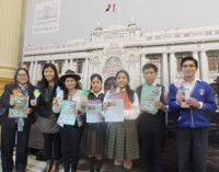 Imagen de AARLE en el Congreso de la República presenta demanda. Por una educación con calidad para todas y todos en Ayacucho