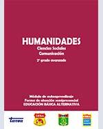 Libro de HUMANIDADES. Ciencias Sociales, Comunicación. 2o grado avanzado. Módulo de autoaprendizaje. Forma de atención semipresencial. Educación Básica Alternativa